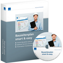 Packshot (WEKA Bauzeitenplan smart & easy)