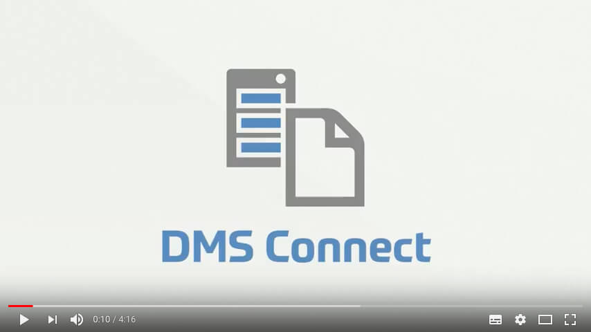 Video (DMS Connect mit ecoDMS One | TopKontor Handwerk)